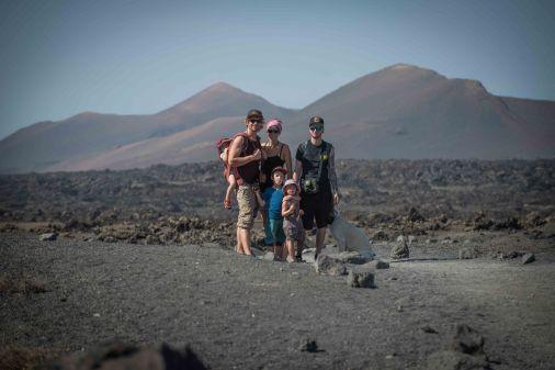 Vulkan besichtigen