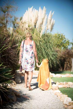 Die Oma und der kleine Fuchs - danke Janka