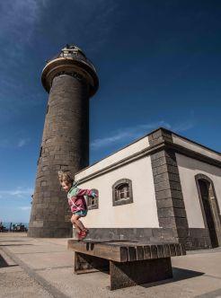 Leuchtturm im Süden von Fuerteventura