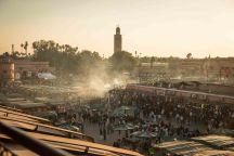 Marokko-März-85
