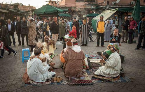 Marokko-März-86